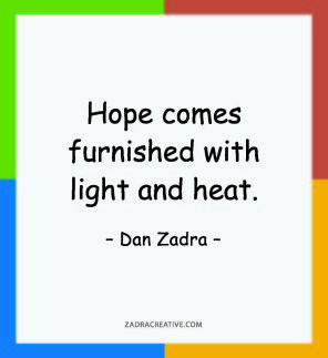 Hope comes furnished